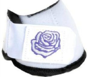 "Bell Boots Starting at $50 Embroidery and Patch dimensions: 2""H x 3""W"