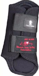 """Splint Boots Starting at $60 Patch dimensions: 2""""H x 3""""W"""