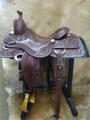 KO Elite Cowhorse Saddle- KOE-1705