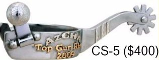 Custom Spurs